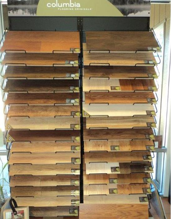 Wood flooring solutions sunshine floor covering for Columbia wood flooring