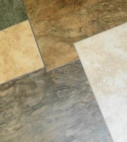 Floor Products - Luxury Vinyl Tile (LVT) Solutions