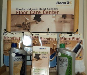 Carpet Cleaning - Bona